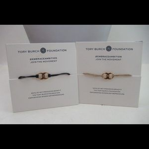 Tory Burch foundation bracelet
